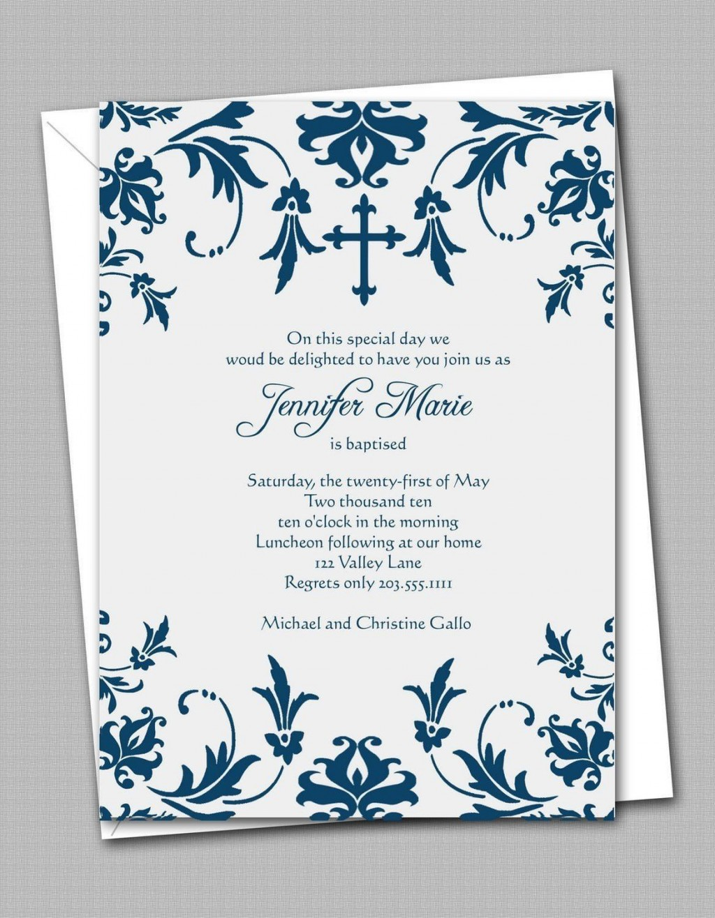 000 Simple Free Religiou Invitation Template Printable High Resolution Large