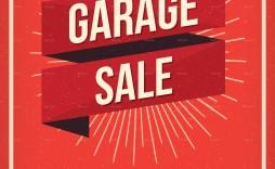 000 Simple Garage Sale Flyer Template Free High Def  Community Neighborhood Yard