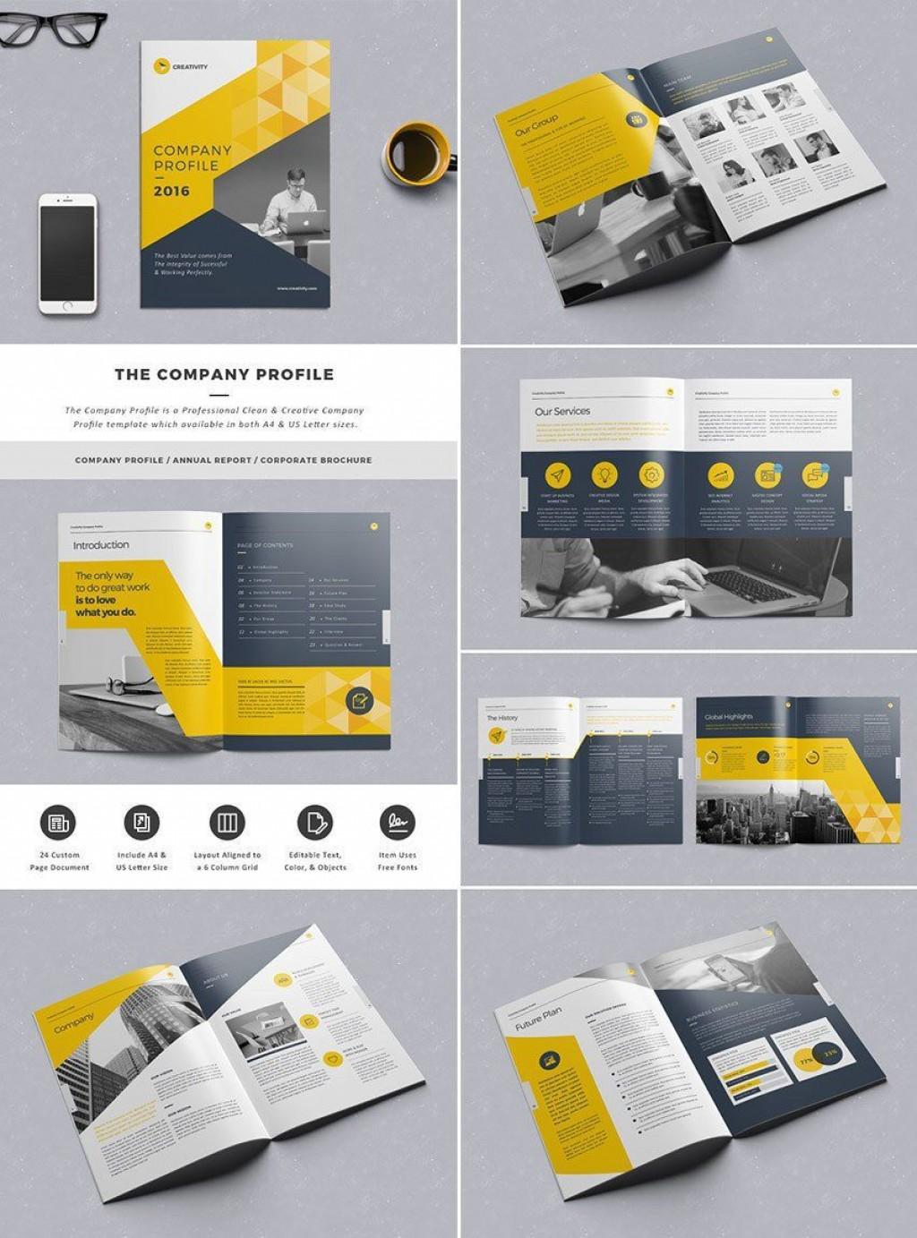 000 Simple Indesign Brochure Template Free Picture  Adobe Download Bi Fold BusinesLarge
