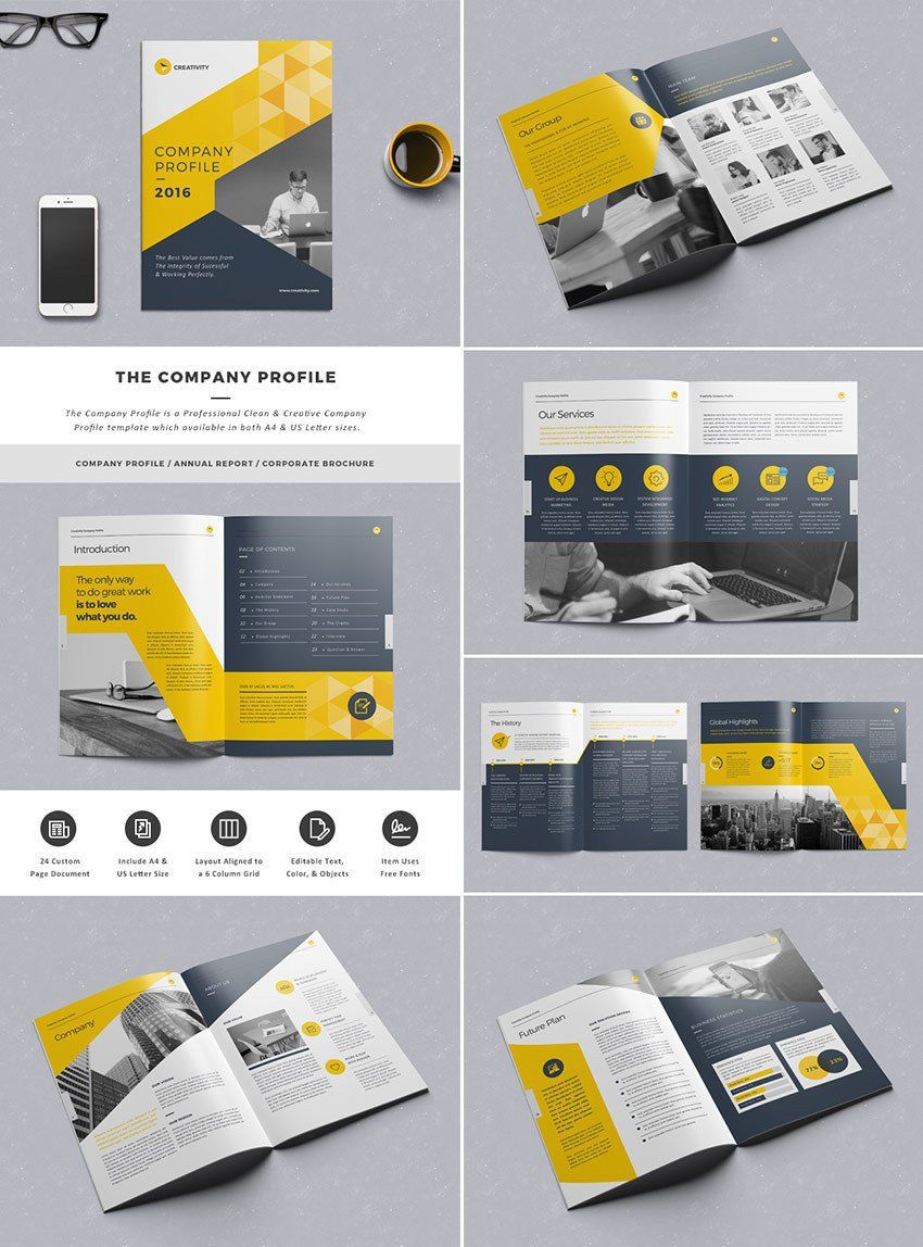 000 Simple Indesign Brochure Template Free Picture  Adobe Download Bi Fold BusinesFull