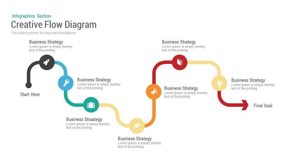 000 Simple Ppt Flow Chart Template Inspiration  Powerpoint Flowchart SmartartLarge