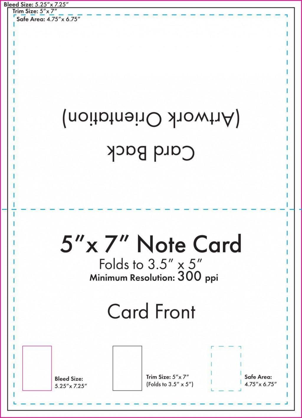 000 Singular 5 X 7 Postcard Template Microsoft Word High Resolution Large