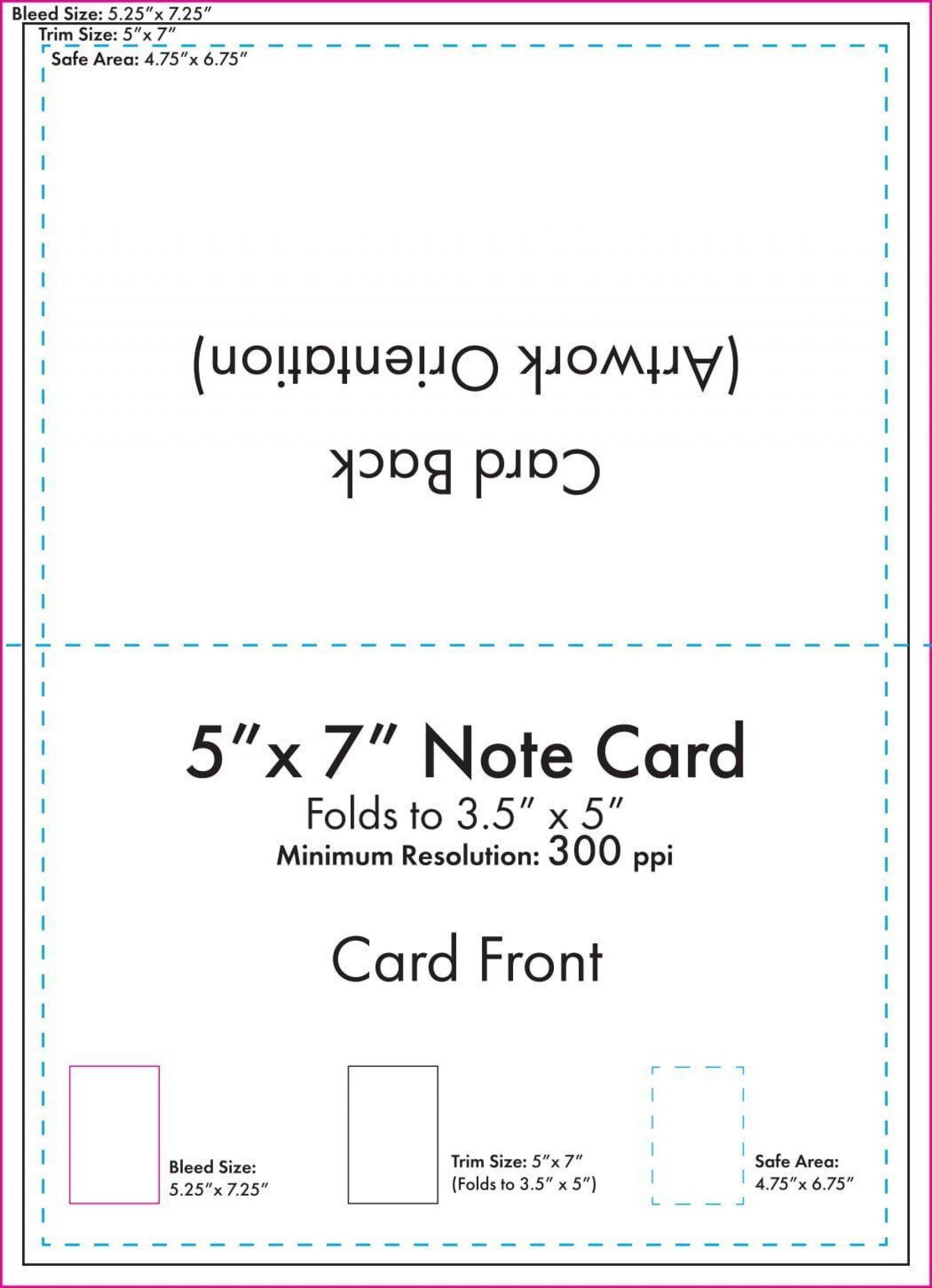 000 Singular 5 X 7 Postcard Template Microsoft Word High Resolution 1920