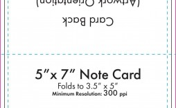 000 Singular 5 X 7 Postcard Template Microsoft Word High Resolution