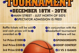000 Singular Basketball Flyer Template Free Concept  Brochure Tryout Camp