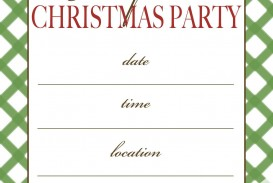 000 Singular Holiday Party Invitation Template Free High Def  Elegant Christma Download Dinner Printable Australia