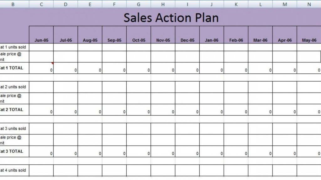 000 Singular Hotel Sale And Marketing Action Plan Template Picture Large
