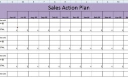 000 Singular Hotel Sale And Marketing Action Plan Template Picture