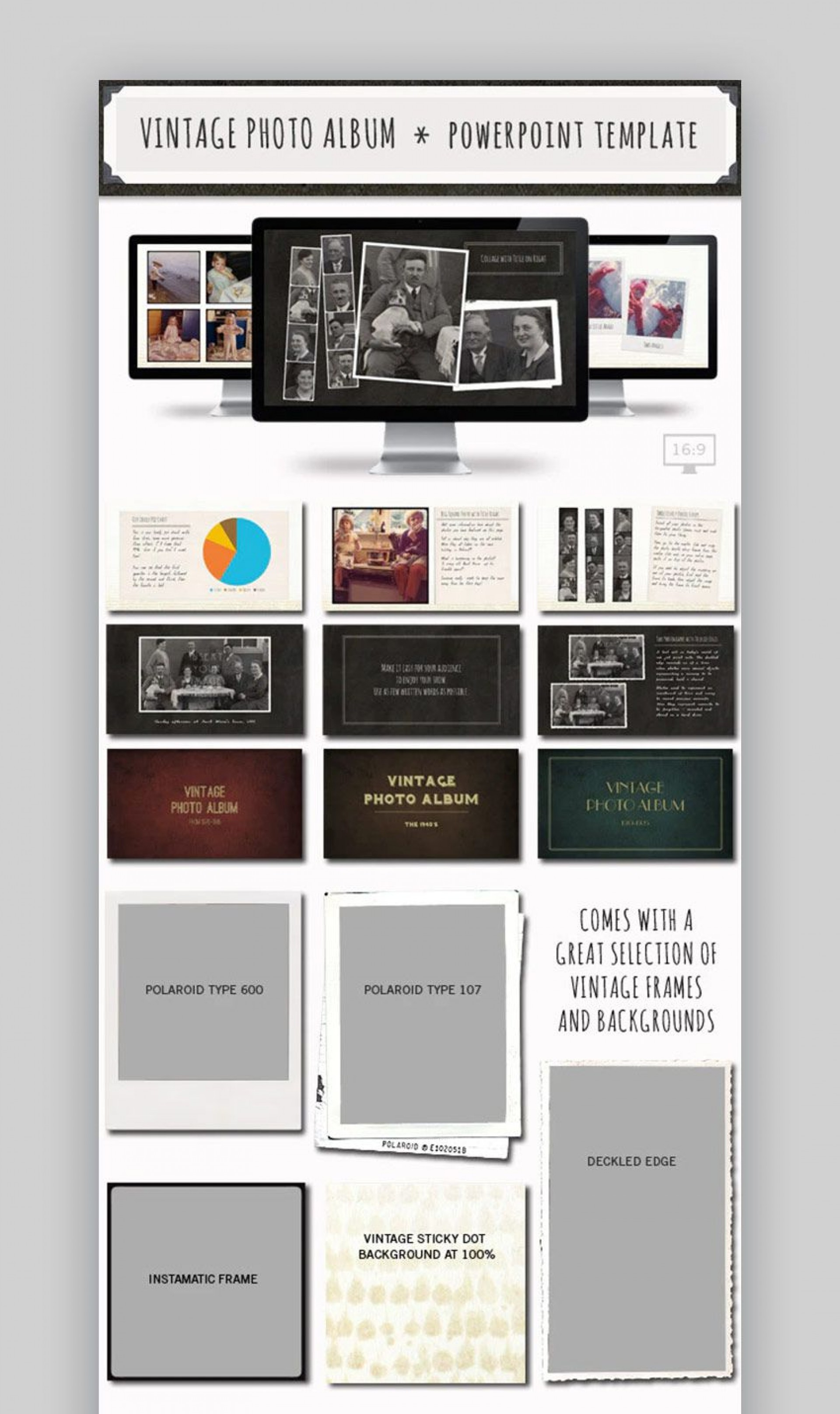 000 Singular In Loving Memory Powerpoint Template Free High Definition 1920
