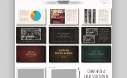 000 Singular In Loving Memory Powerpoint Template Free High Definition