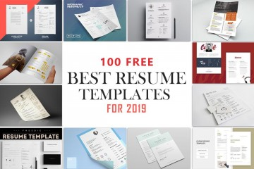 000 Singular Make A Resume Template Free Idea  Create Your Own How To Write360