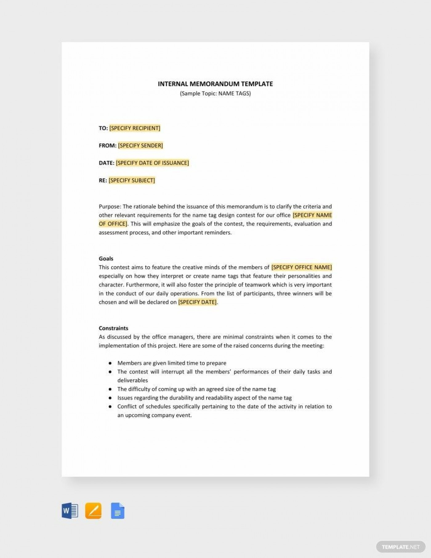 000 Singular Microsoft Word Memo Template Free Concept  Download1400