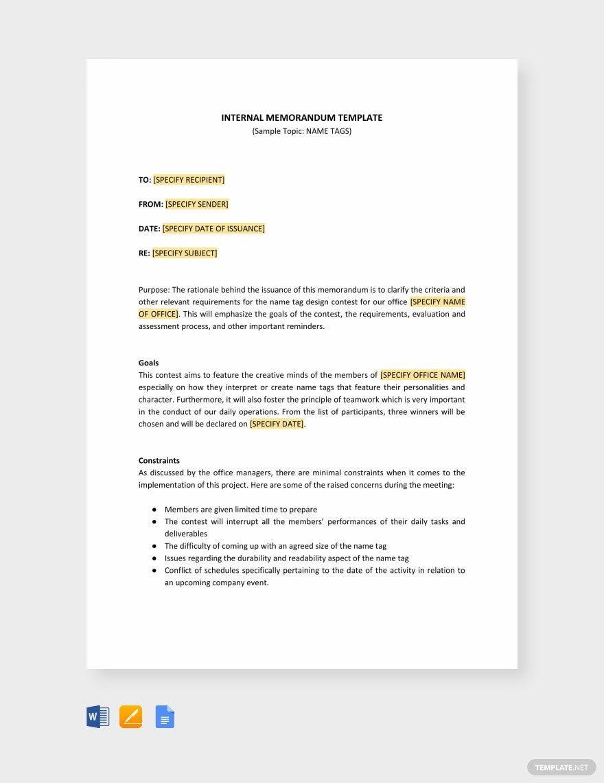 000 Singular Microsoft Word Memo Template Free Concept  DownloadFull