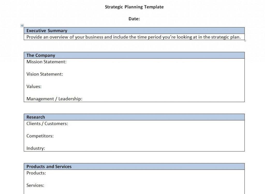 000 Singular Strategic Busines Plan Template High Resolution  Doc Word SampleLarge