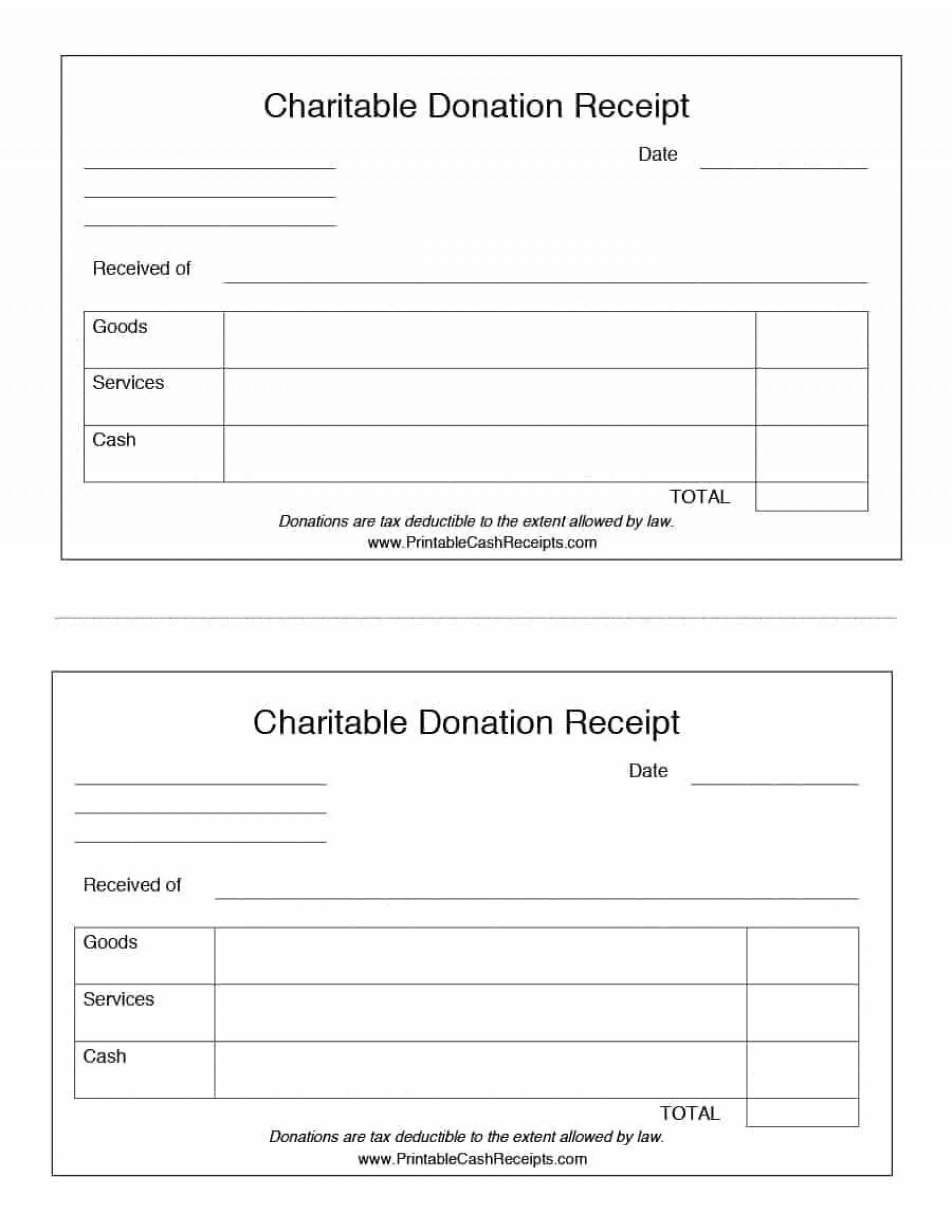 000 Singular Tax Donation Form Template High Definition  Ir Charitable Receipt Deductible Example1920