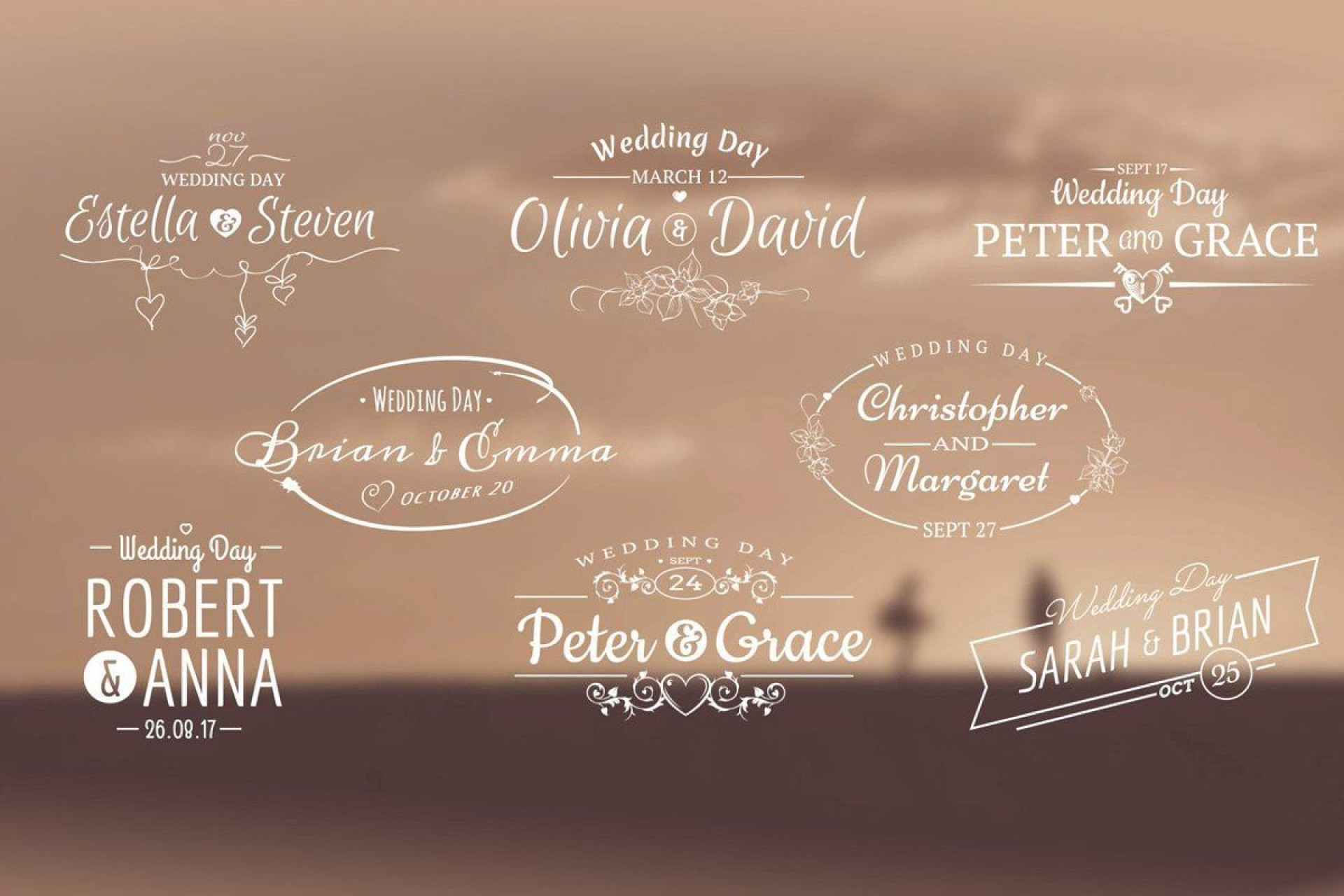 000 Staggering After Effect Wedding Template Picture  Templates Free Download Cc Invitation1920