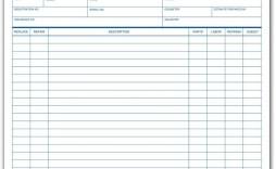 000 Staggering Automotive Repair Estimate Template Idea  Auto Free Download Car Form
