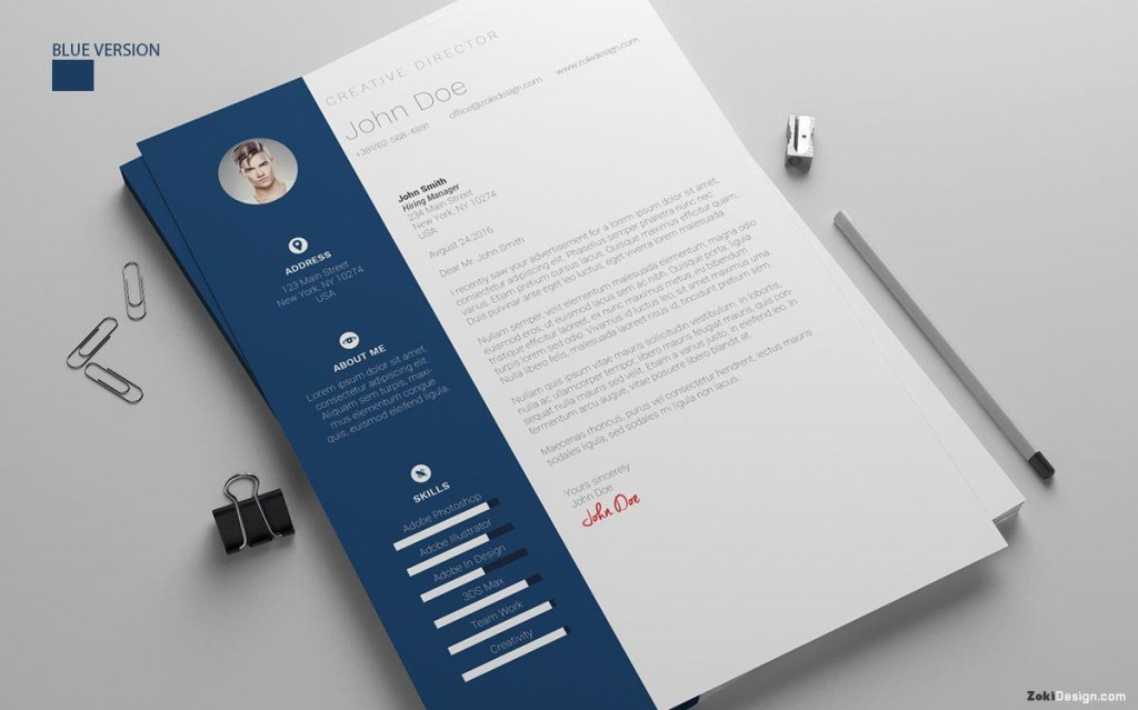 000 Staggering Download Cover Letter Template In Microsoft Word Concept  Free Creative ResumeLarge