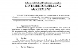 000 Staggering Exclusive Distribution Contract Template High Def  Agreement South Africa Non Free Uk