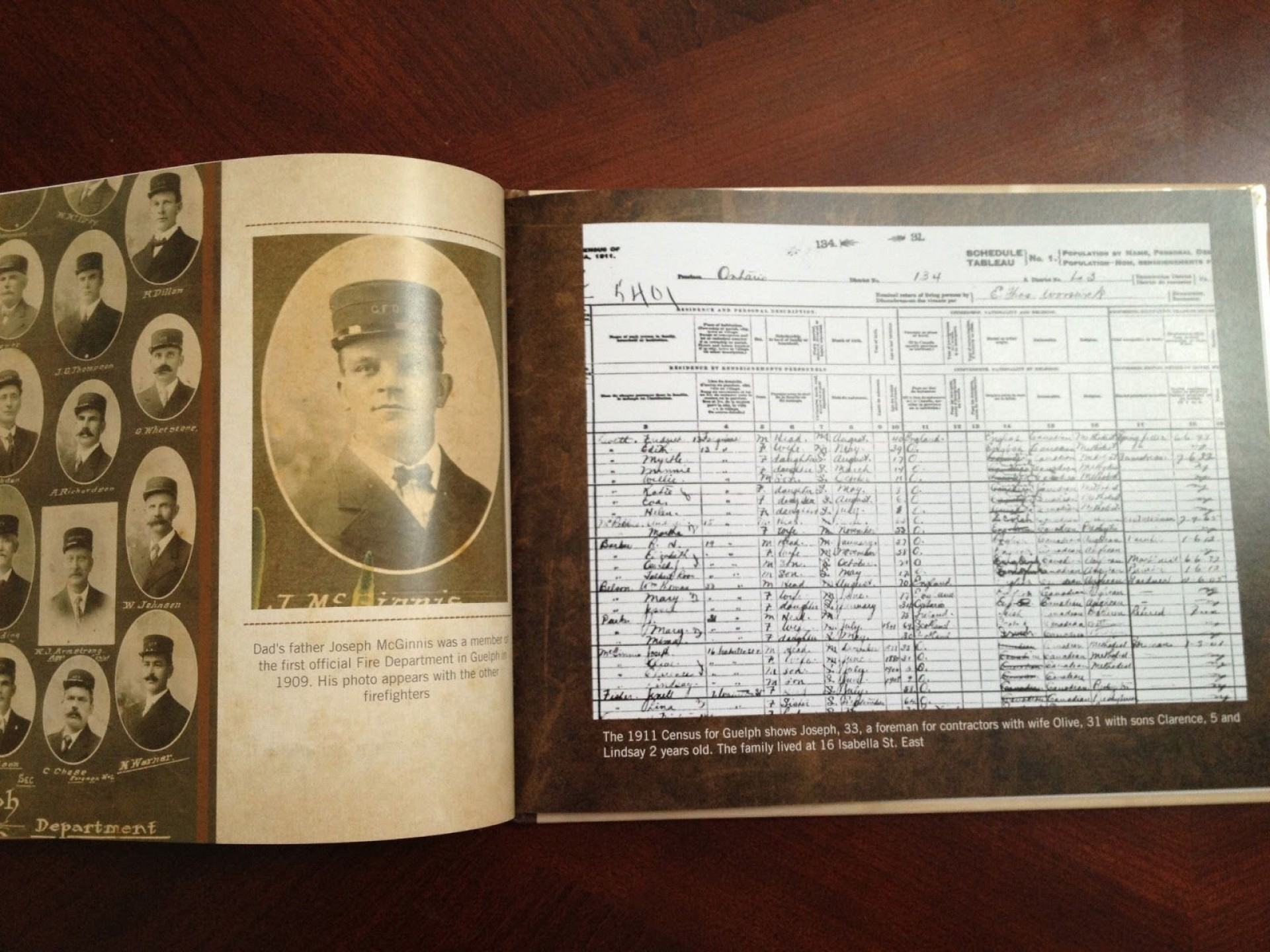 000 Staggering Family History Book Template Image  Sample Writing A1920