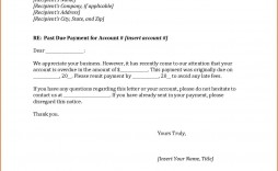 000 Staggering Final Payment Demand Letter Template Idea  Sample