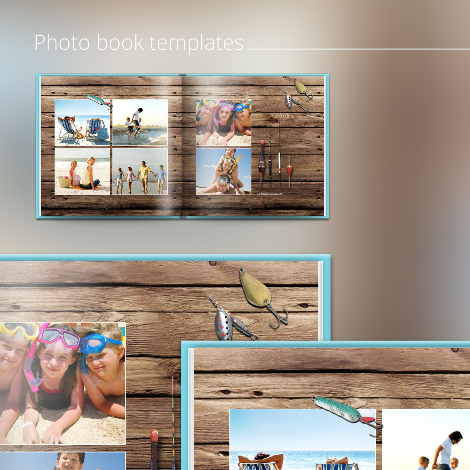 000 Staggering Free Photo Book Template High Resolution  TemplatesFull