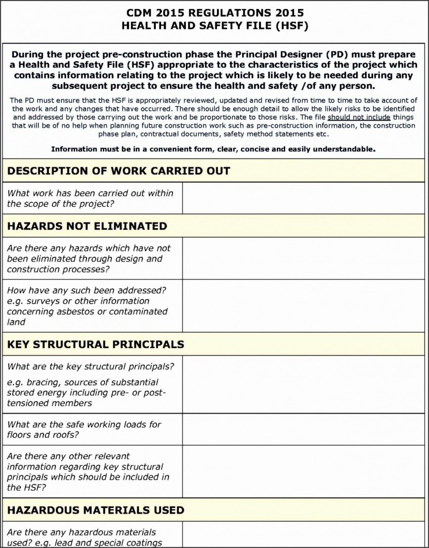 000 Staggering Site Specific Safety Plan Form Image  Forms Evaluation