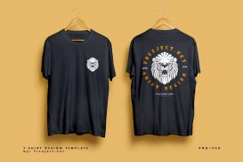 000 Staggering T Shirt Design Template Psd  Blank T-shirt Free Download Layout Photoshop