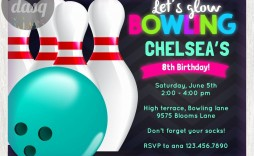 000 Stirring Bowling Party Invite Printable Free High Def  Birthday Invitation Template Girl