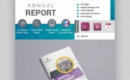 000 Stirring Free Annual Report Template Indesign Sample  Download Adobe