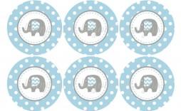 000 Stirring Free Baby Shower Printable Elephant Highest Quality  Decoration