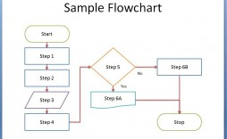 000 Stirring Free Flow Chart Template Picture  Word Printable