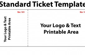 000 Stirring Free Printable Ticket Template Design  Editable Airline Christma For Gift