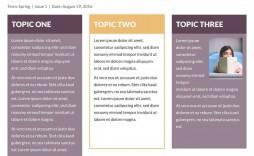 000 Stirring High School Newsletter Template Free Download Photo
