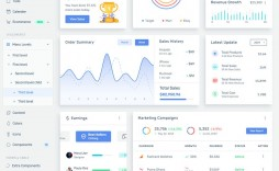 000 Stirring Project Management Bootstrap Template Free Download Sample