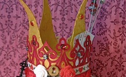 000 Stirring Queen Of Heart Crown Pattern Photo  Printable Template Headband Diy