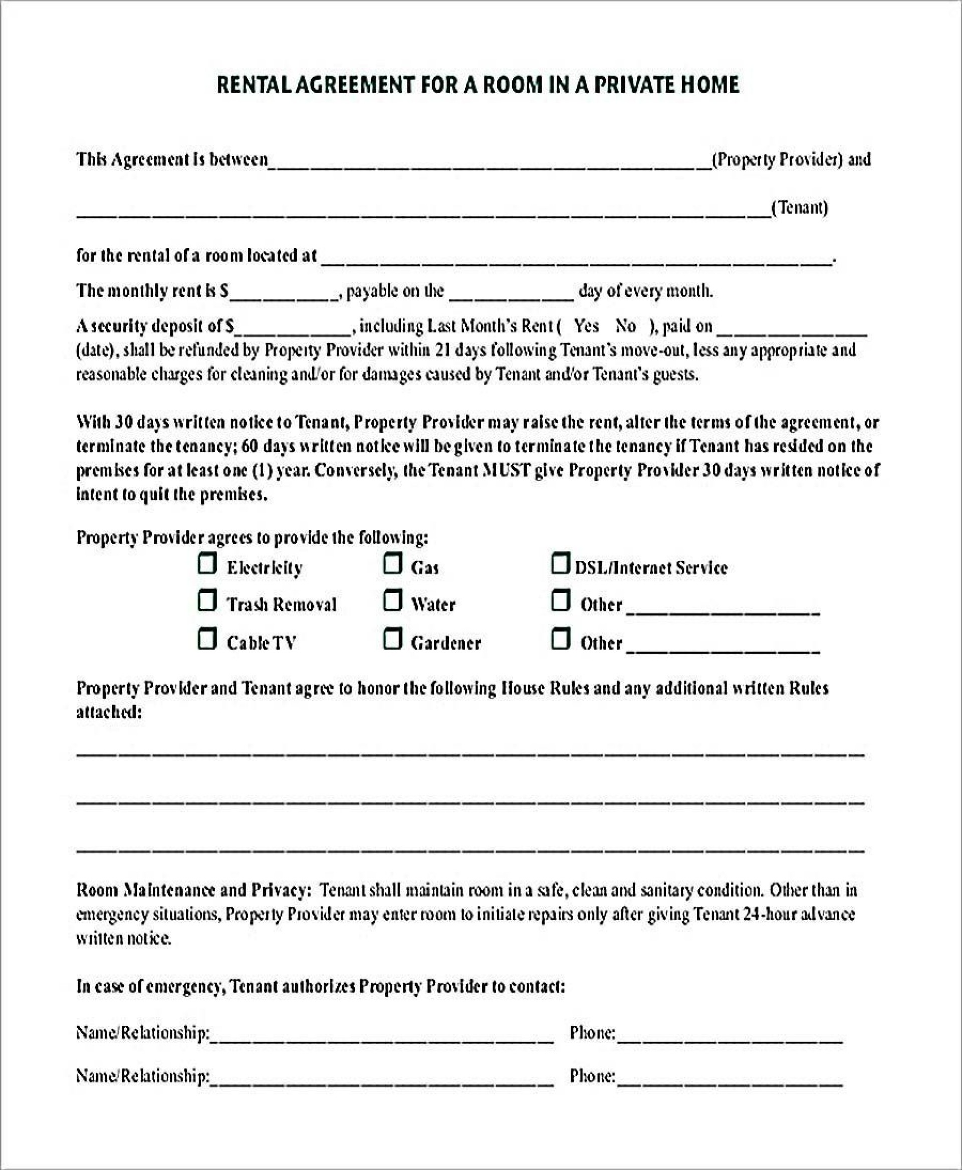 000 Stirring Rental Agreement Template Word South Africa Sample  Room Doc Application Form1920