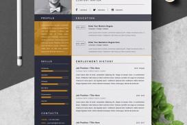 000 Stirring Resume Template Word 2016 Design  Cv Microsoft Download Free