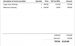 000 Stirring Self Employed Invoice Template Idea  Hour Worked Excel Consultant Uk