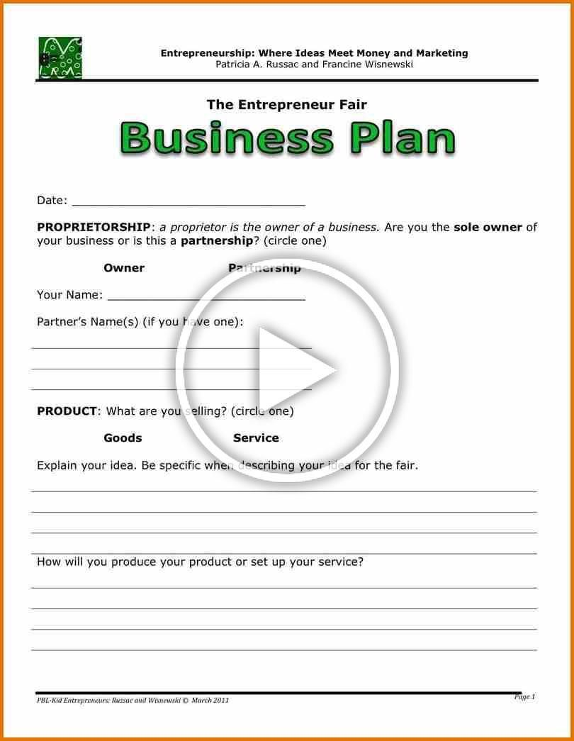 000 Stirring Startup Busines Plan Example Doc Design  SampleFull