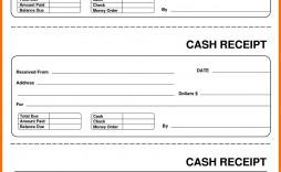 000 Striking Cash Receipt Template Word Photo  Money Sample Format Download Payment
