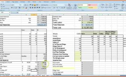 000 Striking Construction Cost Estimate Template Excel Idea  House Free In India Commercial