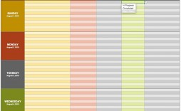 000 Striking Daily Task List Template Concept  Excel Download To Do Free