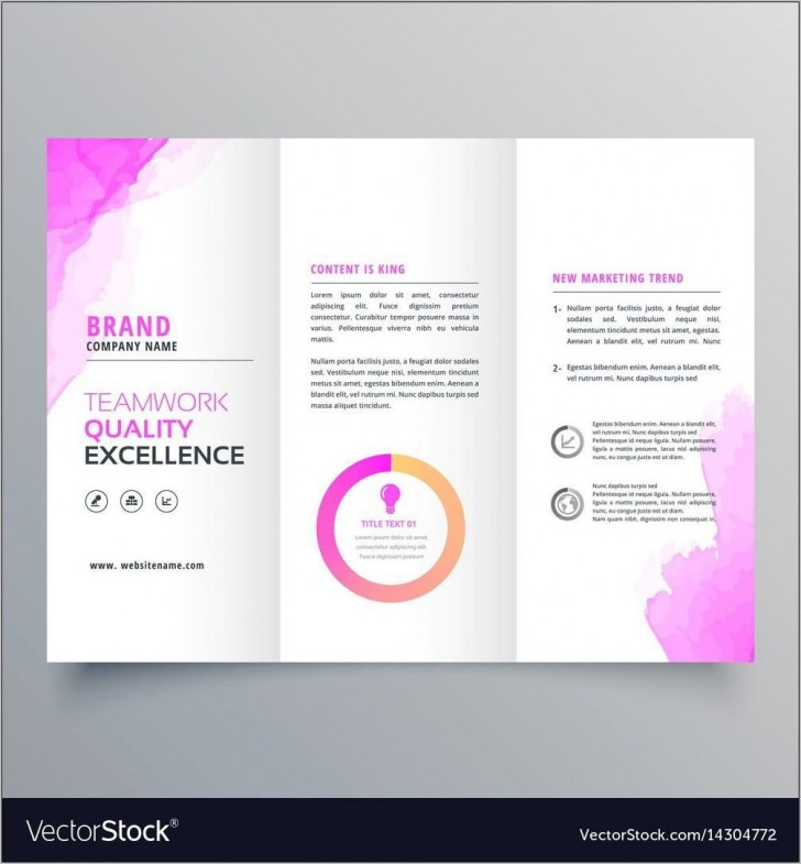 000 Striking Download Brochure Template For Word 2007 Photo 728
