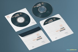000 Striking Free Cd Cover Design Template Photoshop High Resolution  Label Psd Download