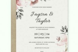 000 Striking Free Download Marriage Invitation Template Example  Card Design Psd After Effect