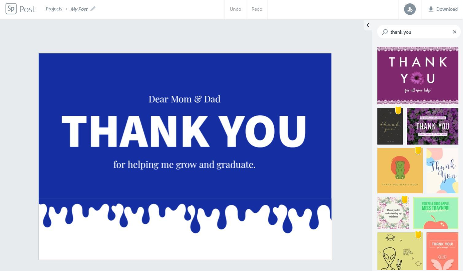 000 Striking Free Thank You Note Template Word Picture  Card DownloadFull