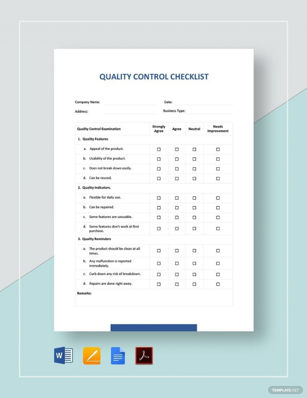 000 Striking Google Doc Checklist Template Concept Large