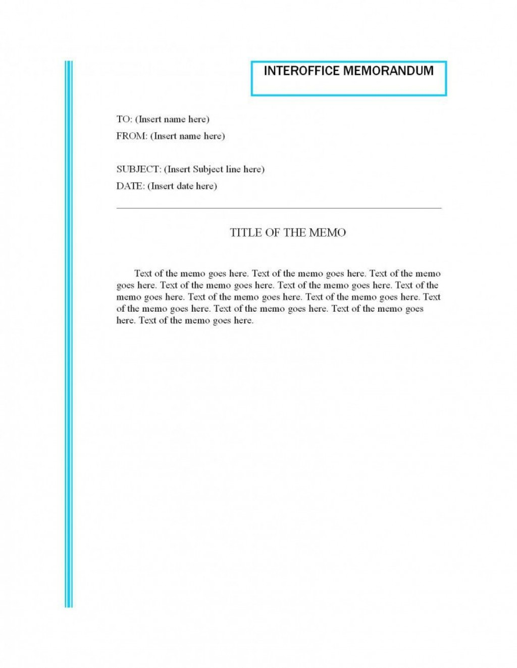 000 Striking Microsoft Office Word 2010 Memo Template High Def Large