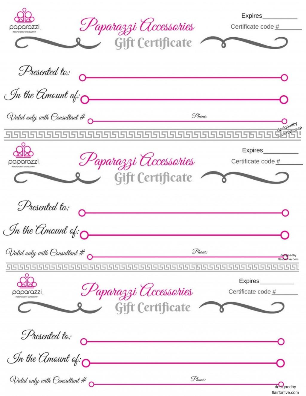 000 Striking Printable Gift Certificate Template High Def  Card Free Christma MassageLarge